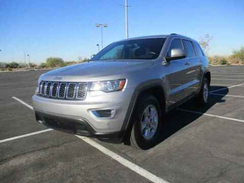 2017 Jeep Grand Cherokee for sale at Corporate Auto Wholesale in Phoenix AZ