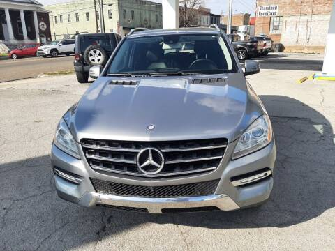 2015 Mercedes-Benz M-Class for sale at Lincoln County Automotive in Fayetteville TN