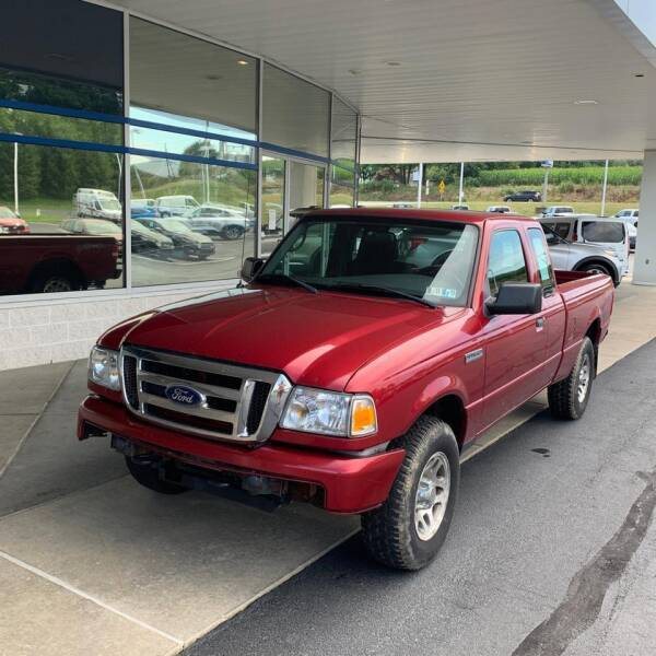 2011 Ford Ranger for sale at CRS 1 LLC in Lakewood NJ