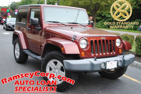 2007 Jeep Wrangler for sale at Ramsey Corp. in West Milford NJ