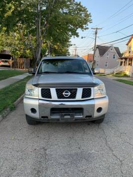 2004 Nissan Armada for sale at Pak1 Trading LLC in South Hackensack NJ