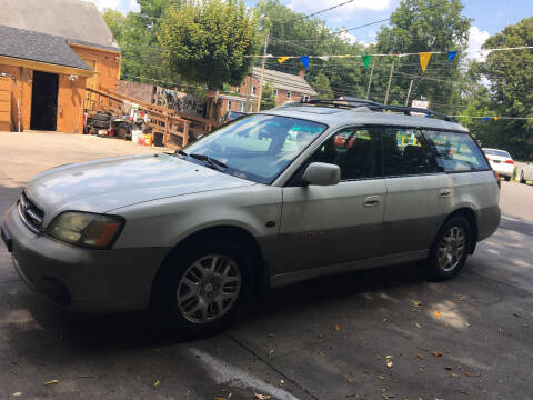 2001 Subaru Outback for sale at Diamond Auto Sales in Lexington NC