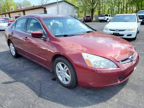 2003 Honda Accord for sale at Prospect Auto Mart in Peoria IL