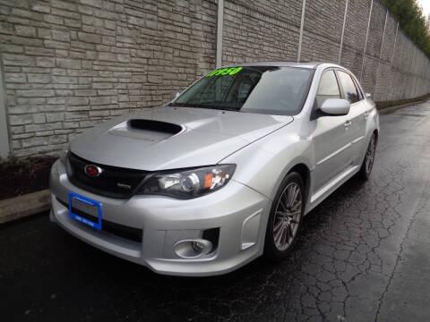 2011 Subaru Impreza for sale at Matthews Motors LLC in Algona WA