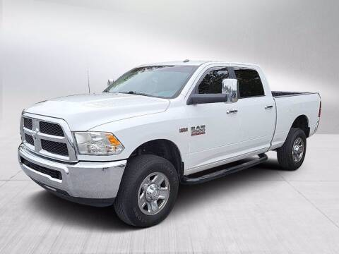 2018 RAM Ram Pickup 2500 for sale at Fitzgerald Cadillac & Chevrolet in Frederick MD