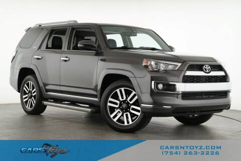 2019 Toyota 4Runner for sale at JumboAutoGroup.com - Carsntoyz.com in Hollywood FL
