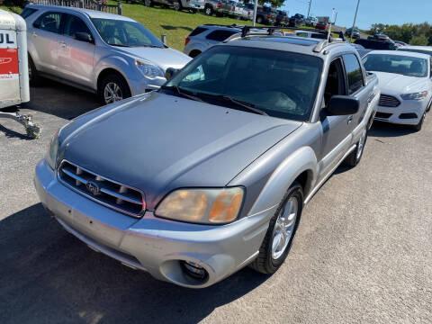 2005 Subaru Baja for sale at Ball Pre-owned Auto in Terra Alta WV