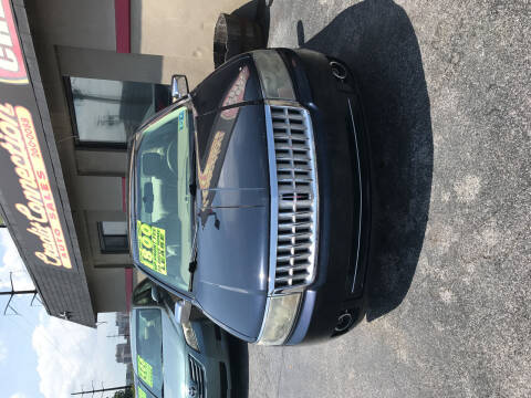 2008 Lincoln MKZ for sale at Credit Connection Auto Sales Inc. HARRISBURG in Harrisburg PA