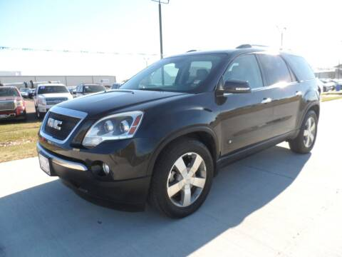 2010 GMC Acadia for sale at America Auto Inc in South Sioux City NE