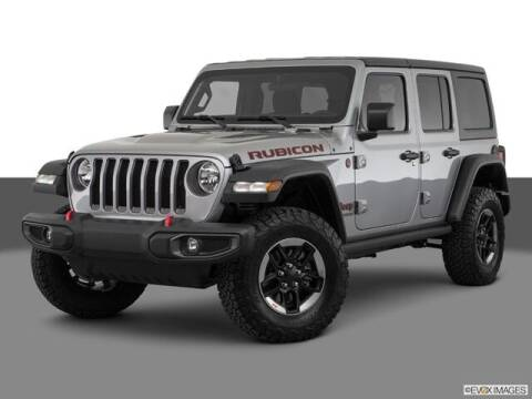 2018 Jeep Wrangler Unlimited for sale at Herman Jenkins Used Cars in Union City TN