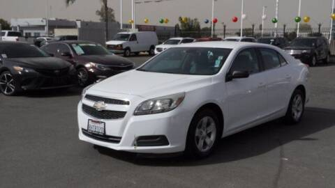 2016 Chevrolet Malibu Limited for sale at Choice Motors in Merced CA