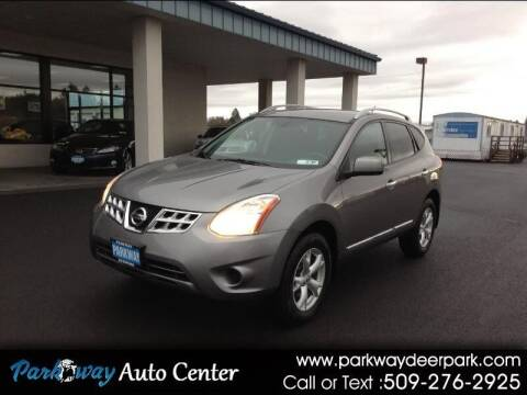 2011 Nissan Rogue for sale at PARKWAY AUTO CENTER AND RV in Deer Park WA