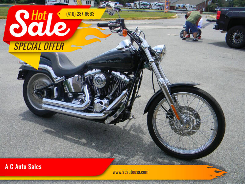 2006 Harley-Davidson Duece for sale at A C Auto Sales in Elkton MD