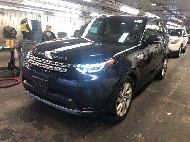 2017 Land Rover Discovery for sale at WCG Enterprises in Holliston MA