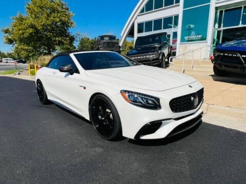 2020 Mercedes-Benz S-Class for sale at Motorcars Washington in Chantilly VA