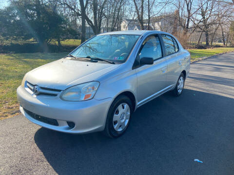 2003 Toyota ECHO for sale at ARS Affordable Auto in Norristown PA