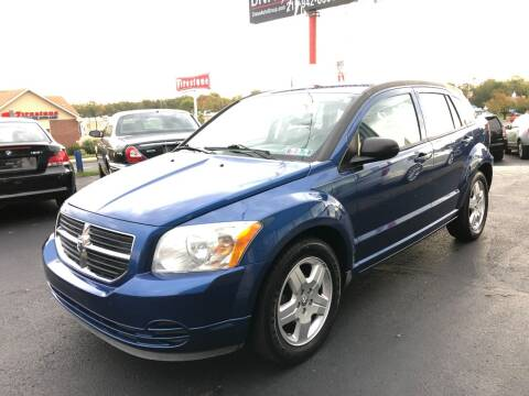 2009 Dodge Caliber for sale at Divan Auto Group in Feasterville PA