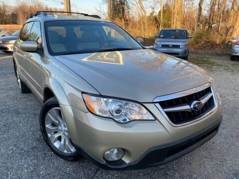 2009 Subaru Outback for sale at High Rated Auto Company in Abingdon MD