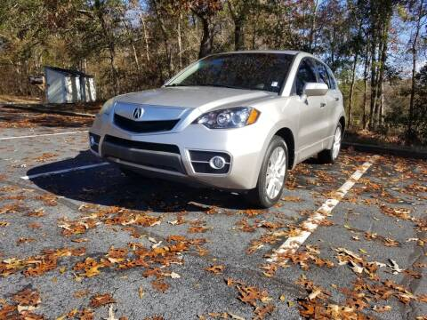 2010 Acura RDX for sale at US 1 Auto Sales in Graniteville SC