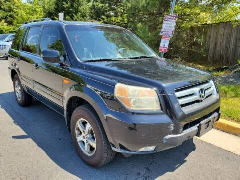 2006 Honda Pilot for sale at M & M Auto Brokers in Chantilly VA