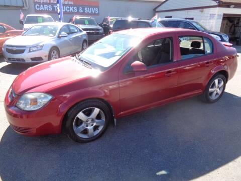2010 Chevrolet Cobalt for sale at Aspen Auto Sales in Wayne MI