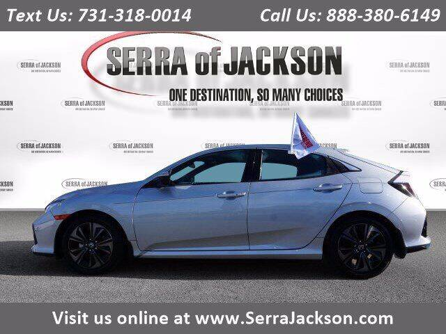 2018 Honda Civic for sale at Serra Of Jackson in Jackson TN