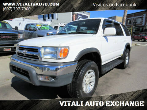 1999 Toyota 4Runner for sale at VITALI AUTO EXCHANGE in Johnson City NY