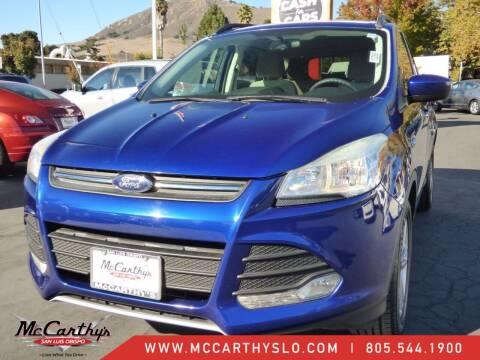 2014 Ford Escape for sale at McCarthy Wholesale in San Luis Obispo CA