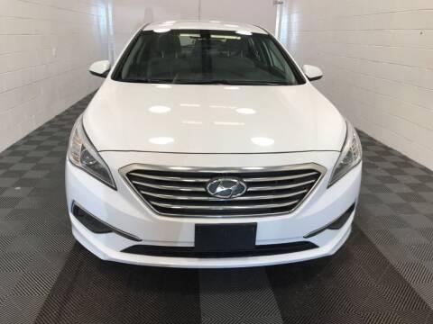 2016 Hyundai Sonata for sale at Advantage Auto Brokers in Hasbrouck Heights NJ