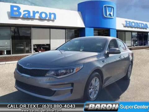 2018 Kia Optima for sale at Baron Super Center in Patchogue NY