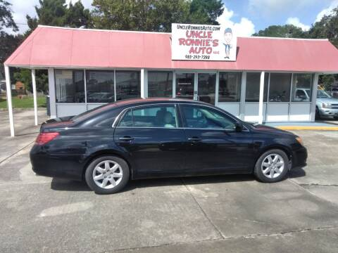 2008 Toyota Avalon for sale at Uncle Ronnie's Auto LLC in Houma LA