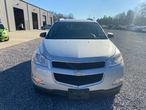 2011 Chevrolet Traverse for sale at Alpha Automotive in Odenville AL