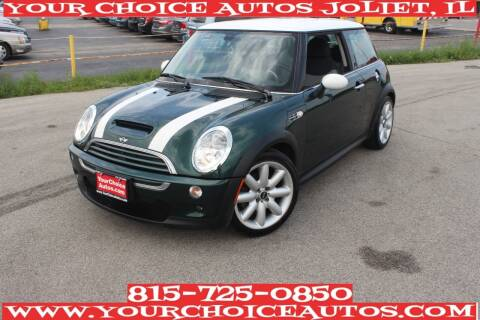 2004 MINI Cooper for sale at Your Choice Autos - Joliet in Joliet IL