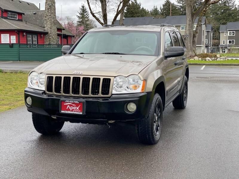 2005 Jeep Grand Cherokee for sale at Apex Motors Parkland in Tacoma WA