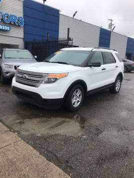 2014 Ford Explorer for sale at Legacy Motors in Detroit MI