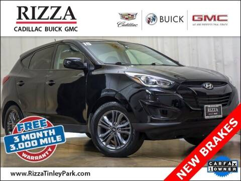 2015 Hyundai Tucson for sale at Rizza Buick GMC Cadillac in Tinley Park IL