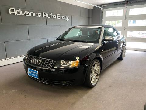 2005 Audi S4 for sale at Advance Auto Group, LLC in Chichester NH