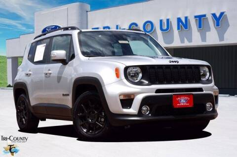 2019 Jeep Renegade for sale at TRI-COUNTY FORD in Mabank TX