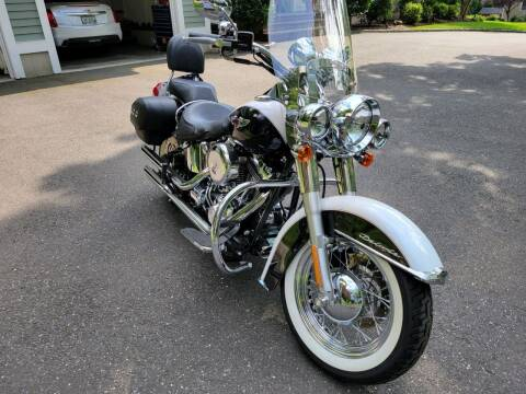 2007 Harley-Davidson Harley-Davidson soft tail for sale at Bel Air Auto Sales in Milford CT