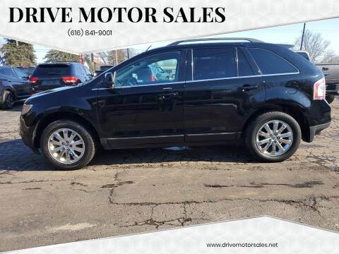 2009 Ford Edge for sale at Drive Motor Sales in Ionia MI