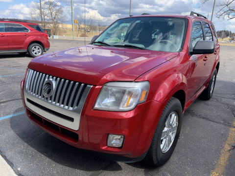 2011 Mercury Mariner for sale at Blake Hollenbeck Auto Sales in Greenville MI
