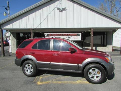 2005 Kia Sorento for sale at Eagle Auto Center in Seneca Falls NY