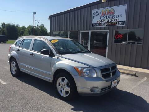 2007 Dodge Caliber for sale at KEITH JORDAN'S 10 & UNDER in Lima OH