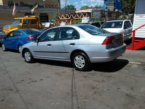 2003 Honda Civic for sale at Drive Deleon in Yonkers NY
