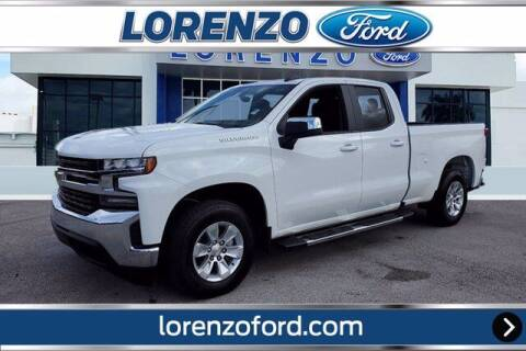 2020 Chevrolet Silverado 1500 for sale at Lorenzo Ford in Homestead FL