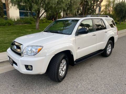2007 Toyota 4Runner for sale at Donada  Group Inc in Arleta CA
