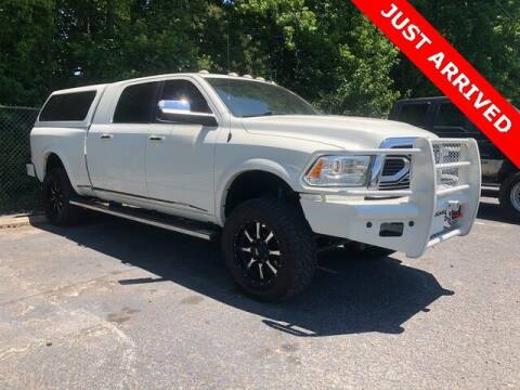2017 RAM Ram Pickup 2500 for sale at Brandon Reeves Auto World in Monroe NC