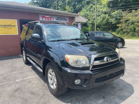 2007 Toyota 4Runner for sale at Doctor Auto in Cecil PA