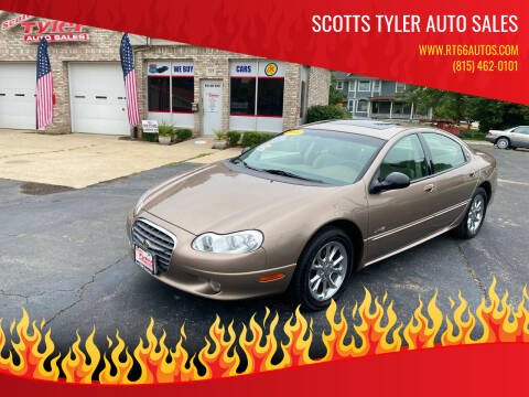 1999 Chrysler LHS for sale at Scotts Tyler Auto Sales in Wilmington IL