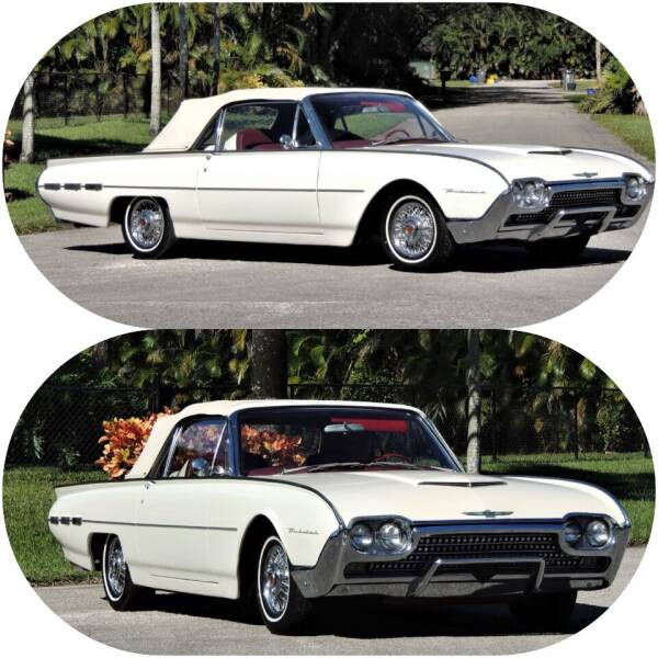 1962 Ford Thunderbird for sale at BIG BOY DIESELS in Ft Lauderdale FL